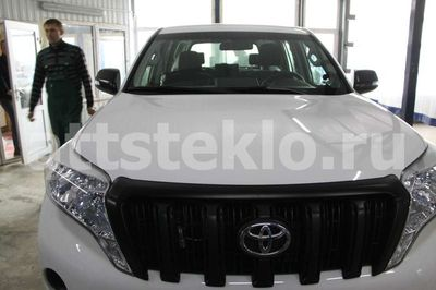 Тонировка автостекол Toyota Land Cruiser Prado 150